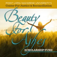 Give to the Beauty for Ashes Fund today!